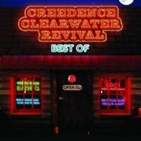 CREEDENCE CLEARWATER REVIVAL Best Of Bonus Edition 2CD NEW w/ Live Disc