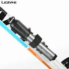 LEZYNE Sport HP Bicycle Cycling Portable Multifunction Mini Pump Dual Valve