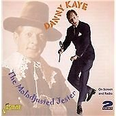 DANNY KAYE - The Maladjusted Jester - 2 Discs - Hans Christian Andersen etc