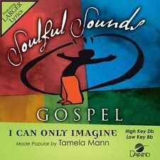 Tamela Mann - I Can Only Imagine - Accompaniment/Performance Track – New