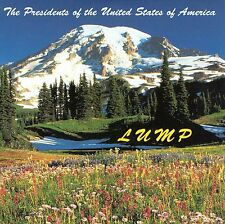CD CARTONNE CARDSLEEVE THE PRESIDENTS OF THE UNITED STATES OF AMERICA LUMP 2T