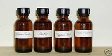 "Natural 1 oz. Fragrance Body Oil Bottle ""S-W"" Scents Seasons of the Earth"