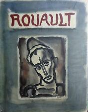 (Arte) GEORGES ROUALT di Lionello Venturi - Albert Skira Editeur Paris 1948