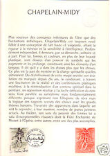 FRANCE DOCUMENT OFFICIEL : TIMBRE N° 2074