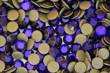 Swarovski 2012  Cobalt  Iron-on, Hot-fix  Rhinestones 1440 pieces  10ss
