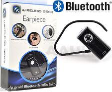 Bluetooth Headset Earphone for Nokia Htc iPhone 3G 4 5 Samsung Lg Motorola Phone