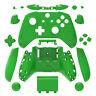 Green Matt Xbox One S Controller Full Custom Replacement Shell & Buttons Mod Kit