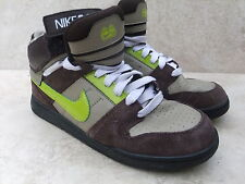 KIDS NIKE AIR MOGAN MID 6.0 HI TOP SPORTS TRAINERS UK 5 EUR 38