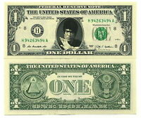 BRUCE LEE VRAI BILLET DOLLAR US ! Collection Arts Martiaux Wing Chun Hong Kong 4
