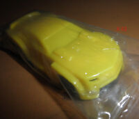 HOT WHEELS cereal premium YELLOW TOY CAR brand new