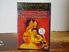 Crouching Tiger, Hidden Dragon (Dvd, 2001, Special Edition) French Track Incl