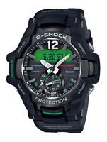 Casio G-Shock GRAVITYMASTER GR-B100-1A3 GRB100-1A3 Bluetooth Solar 100% New @