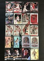 Cam Reddish 20 Rookie Card Lot Prizm Emergent Mosaic RC Atlanta Hawks