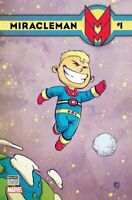 Miracleman #1 Cover D Skottie Young Variant | NM | Marvel Comics 2014