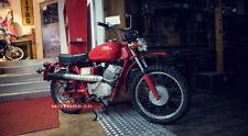 Moto Guzzi Stornello Scrambler Oldtimer Motorrad 1976