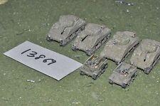 10mm Segunda Guerra Mundial vehículos británicos (como Foto) (13869)