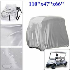 4 Passenger Golf Cart Cover Waterproof Heavy duty For Yamaha EZ Go Club Car NEW