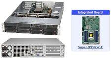 SuperMicro SYS-5027R-WRF 2U Server with X9SRW-F Motherboard