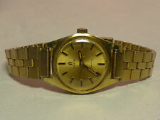 Vintage Ladies Omega Watch 17J Manual Wind Geneve Swiss Made WORKS