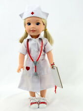 Nurse Outfit Made to fit 14'' dolls by American Fashion World