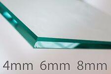 Ecke abrunden für ESG Glasplatte Glasscheibe Sicherheitsglas Zuschnitt ab 12,50€
