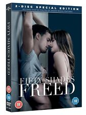 Fifty Shades Freed (Includes Bonus Disc and Digital Download) [DVD]