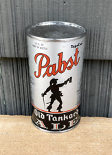 New listing Irtp - Pabst Old Tankard Ale Beer Can - Internal Revenue Tax Paid - No Reserve!