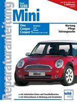 MINI ONE COOPER S Reparaturanleitung Reparaturbuch Reparatur/Handbuch Wartung