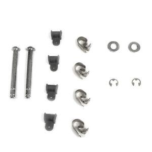 Disc Brake Hardware Kit Front Centric 117.64002