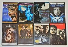 An American Werewolf In London / Paris, Underworld, Twilight, Lost Boys, Wolfman