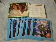 All-Star Salute to Today's Golden Songs / 9 Record Set - Vinyl LP Record Album