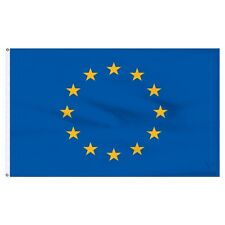 3x5 European Union Flag 3'x5' House Banner Brass Grommets Super Polyester