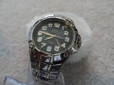 Q&Q Men's Quartz Watch - New in Box - Water Resistant