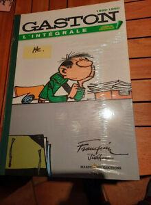 Franquin – Gaston l'intégrale N°2 1959-1960 (2006)