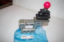 SMC # VFS3200-5FZ    Hand Valve Pressure Control Joystick  NEW!
