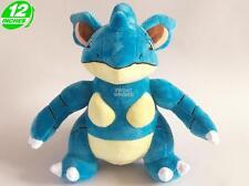 Big 12 inches Pokemon Nidoqueen Plush Stuffed Doll Soft PNPL7266