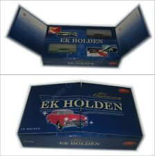 Holden EK 40th Anniversary Twin Set TRAX TRS21 1:43 Scale Diecast Model Car