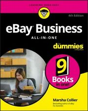 Ebay Business All-in-One for Dummies, Paperback by Collier, Marsha, Like New ...