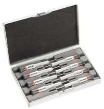 Facom 8pc Micro-Tech Screwdriver Set Slotted Phillips AE.J1