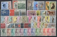 CB142965/ LUXEMBOURG – YEARS 1959 - 1962 – Y&T # 560 / 561 - 575 / 619 MINT MNH