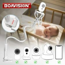 Phone Holder Stand Bed Long Arm Adjustable 85cm Baby Monitor Wall Mount Camera
