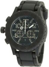 Nixon Rubber 42-20 Chronograph Quartz Mens Womens Divers Watch A309000