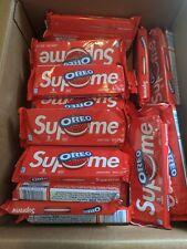 Supreme Oreo Cookies 8 Packs - 24 Cookies - IN HAND - Ships Free & Immediately!