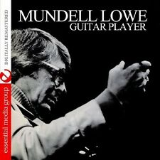 Mundell Lowe - Guitar Player [New CD] Manufactured On Demand