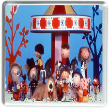 Magic Roundabout old tv series Drink Coaster