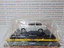 Fiat 850 Super - 1964 + fascicolo FABBRI - Quattroruote Collection 1:24