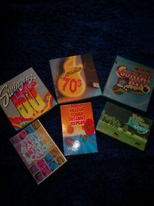 Cassette Tape Compilation Box Sets