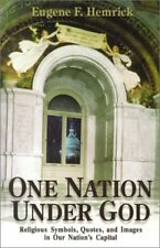 One Nation Under God: Religious Symbols, Quotes, and Images in Our Nations Cap