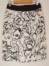 Max Mara Womens Size 6 Skirt Cotton Stretch