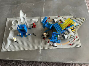 Vintage Lego Space 928 With Original Box And Instructions